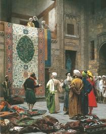 anilina di diversi colori usate per colorare i tappeti-artedelrestauro.it