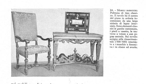 vecchi mobili italiani De Gregory-barocco-artedelrestauro.it