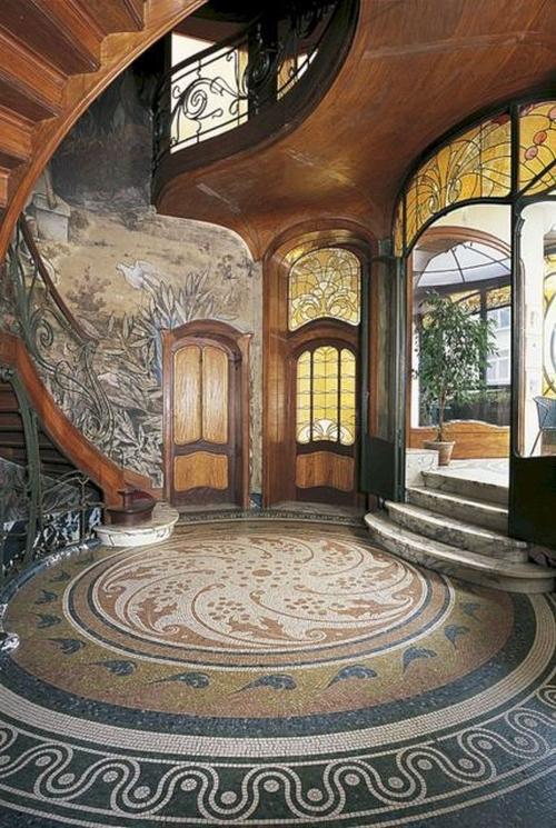 architettura Art Nouveau-artedelrestauro.it