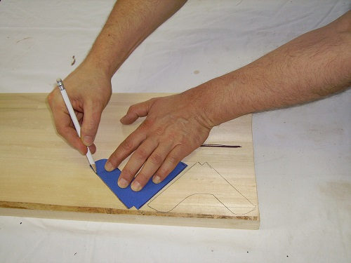 come restaurare una sedia e tracciare i rinforzi-artedelrestauro.it