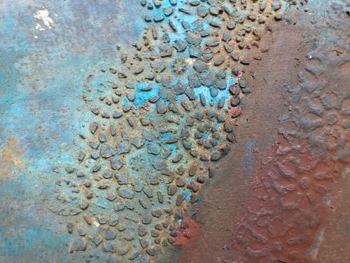ossidazioni: ferro e rame