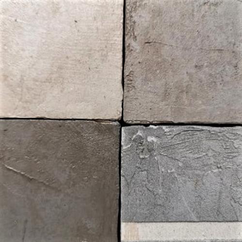 I colori del cemento.