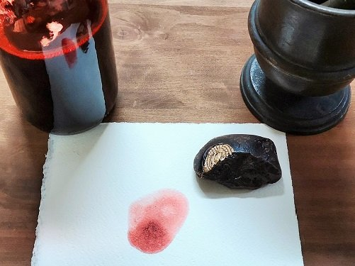 Sangue di drago. Le resine naturali usate nel restauro