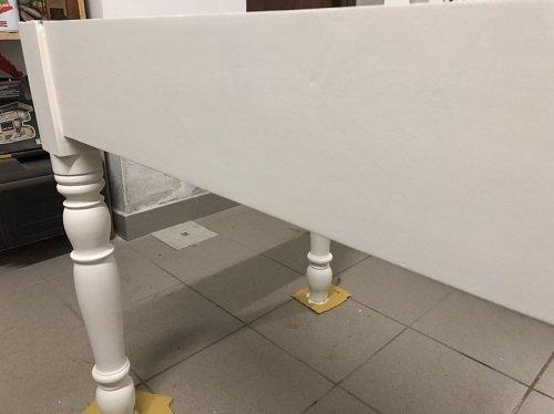 Il decoro di un tavolo nei corsi online di mestierincorso.it