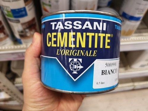 Cementite Tassani.